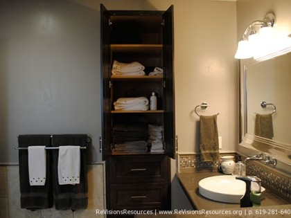 Universal Design Bathroom Makeovers